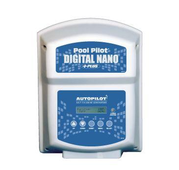 Электролизная установка Pool Pilot® Digital Nano PLUS для бассейнов