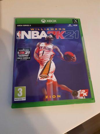 NBA 2k21 next gen. Igła