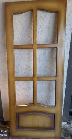 Двери деревянные 800×2000 с коробкой