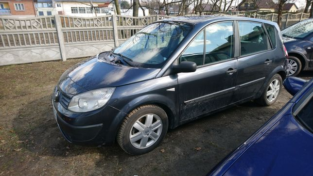 Renault scenic 2 1.9dci 2005