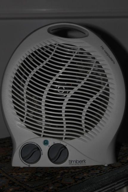 Продам Электрический тепловентилятор/ Ветродуйчик