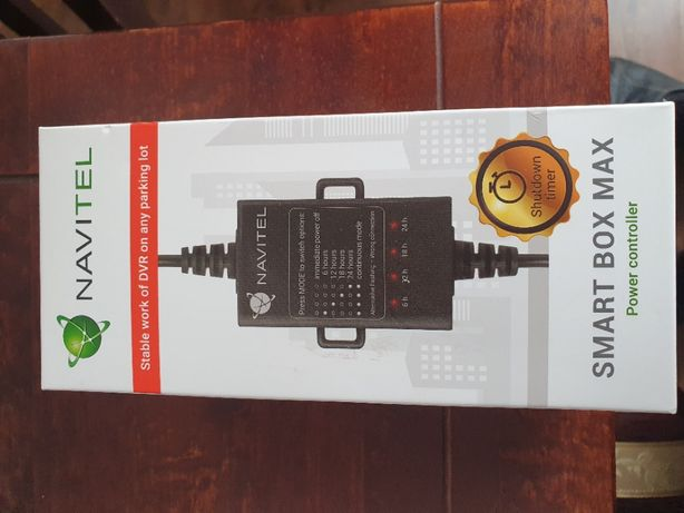 zasilacz kamery samochodowej Navitel Smart Box Max