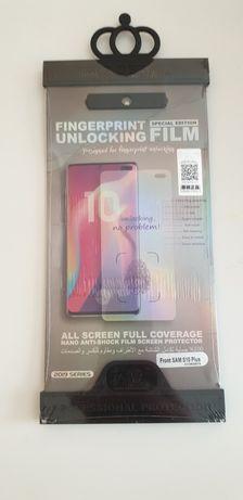 Película de Hydrogel para Samsung Galaxy S10 Plus