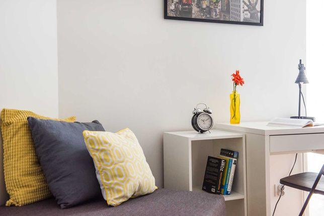 Komfortowy pokój z balkonem - ul. Urzędnicza / Krowodrza!