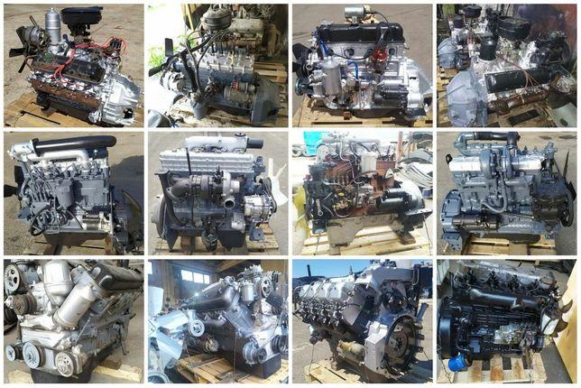 Мотор Т170 МТЗ ЯМЗ 238 236 Маз Урал Камаз Газ 52 53 66 Газель Зил СМД
