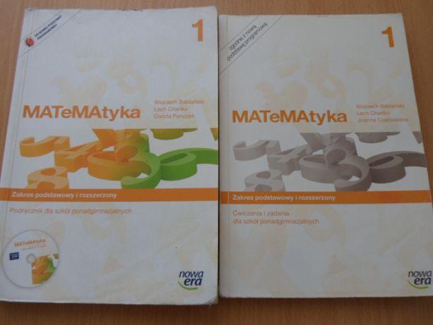 Matematyka 1 dla liceum i technikum.