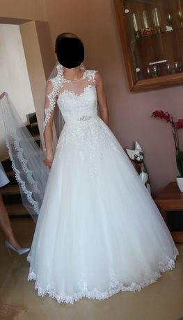 Sukienka ślubna Sposabella Aspazja 1433
