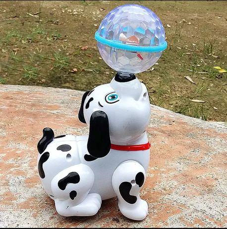 Собака, игрушка электронная. Подарок.