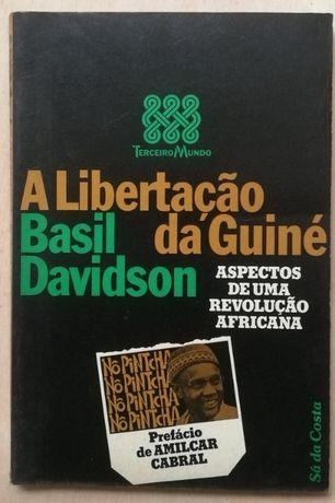 a libertação da guiné, basil davidson, amílcar cabral, sá da costa