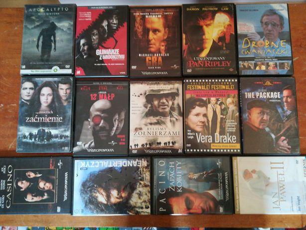 Filmy na DVD na DVD