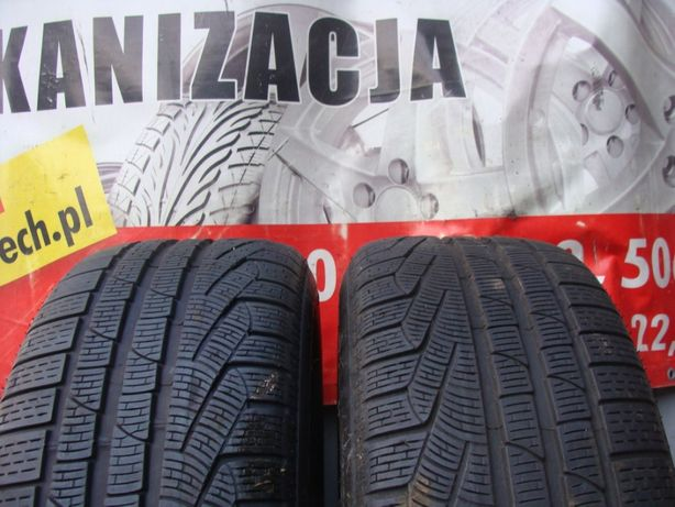 2x245/50 R18 Pirelli Sottozero RSC