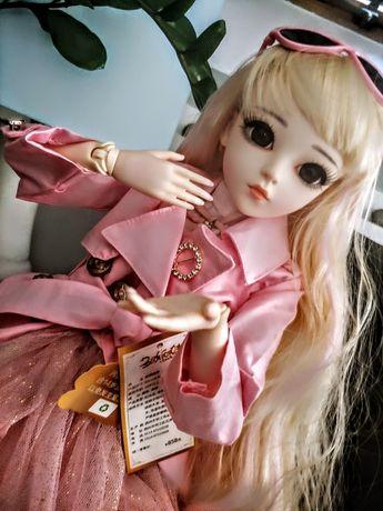 Piękna lalka typu BJD 60cm 1/3 wysylka 24h