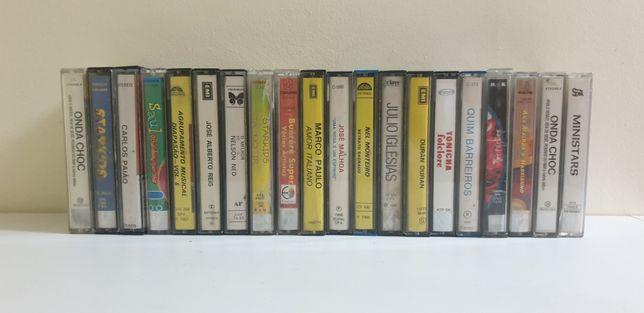 Cassetes Música