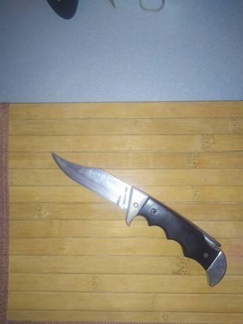 Нож складной - охота рыбалка