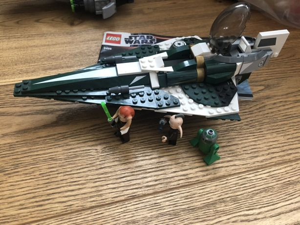 LEGO Star Wars Джедайский истребитель Сэси Тийна