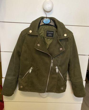 Куртка, косуха 4-5 лет