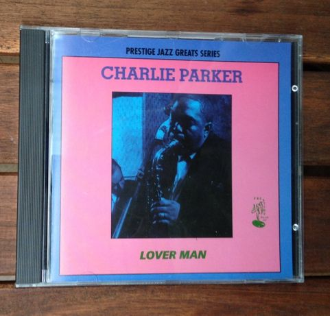 CD Charlie Parker – Lover Man
