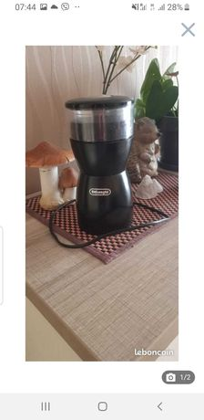 Młynek do kawy de longhi