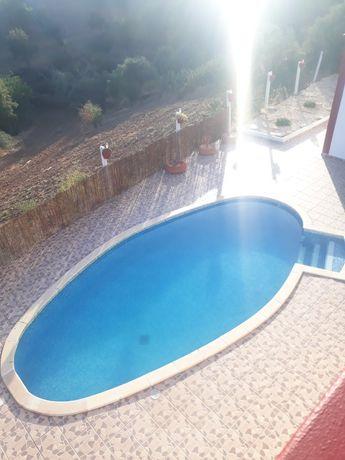 Tavira - Quinta com piscina e snooker