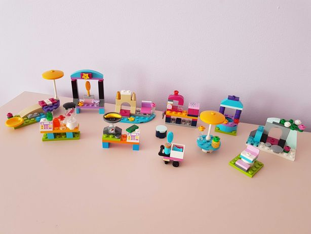 Zestawy klocków Lego Friends