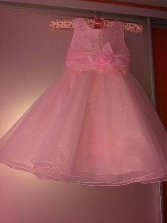 Новое нарядное платье (4-5-6 лет) на выпускной, новый год, фотосессию