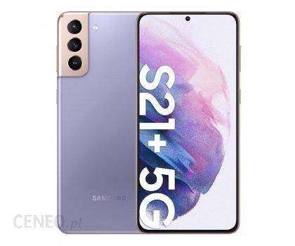 Samsung S21 + fioletowy ( jest już do odbioru)