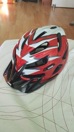 UVEX kask rowerowy 52-57 cm