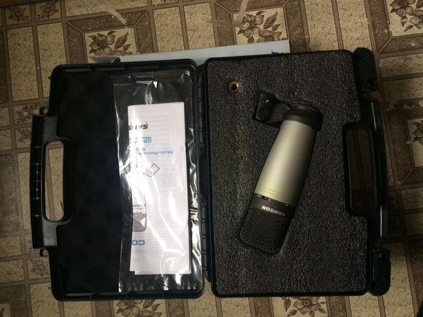 Професійний мікрофон SAMSON CO3 з мікрофонною стійкою