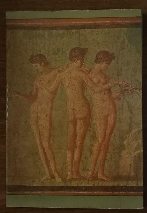pompeia, vida e arte nas cidades do vesúvio, gulbenkian, 1974 Estrela - imagem 1