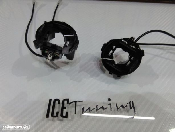 Adaptador ficha, Socket suporte de lampadas de xenon ou led Mercedes Vito Mixto