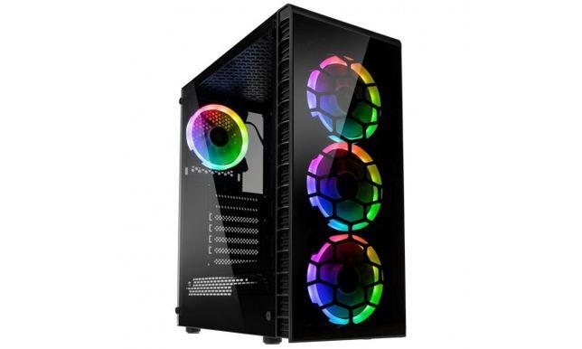 PC Gaming/Streaming - RODA TUDO - Ryzen 5, rx 570, 16gb, SSD, HDD, RGB