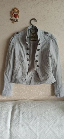 Жакет піджак льон жакет пиджак лен New Look 36