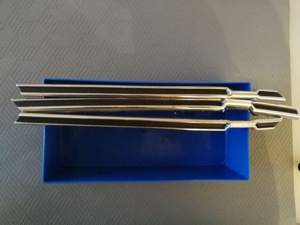 Молдинг решетки радиатора Ауди Audi A6C7 S-line A6 C7