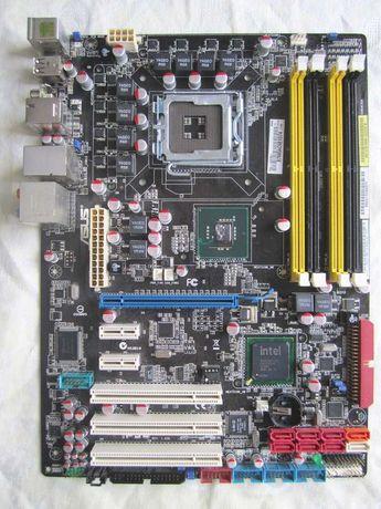 ASUS P5Q Socket 775 - материнская плата для компьютера
