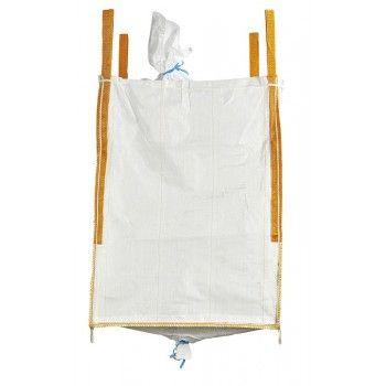 Big Bag Beg Worek Nowy o Wymiarze 90x90x160 cm z lejami/ na granulaty