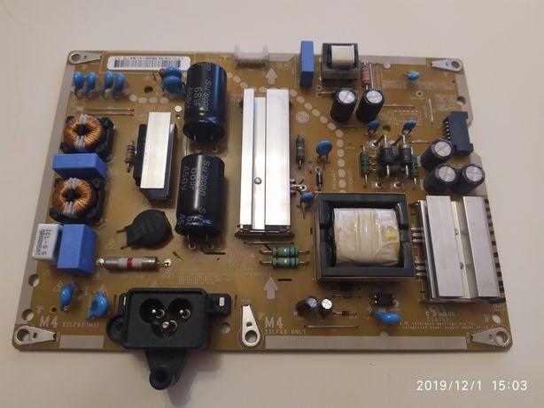 Moduł zasilacza, zasilacz telewizora LG 32LF5610 - ZE
