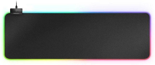 Tapetes de Rato com LEDs, MarsGaming (novos)
