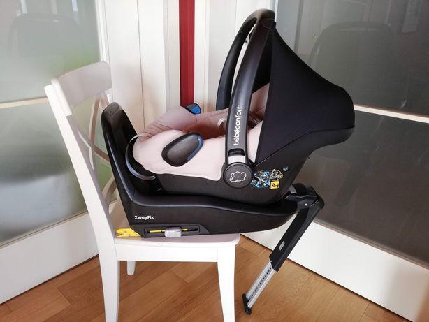 Cadeira Auto BÉBÉ CONFORT Rock i-Size + Base Isofix 2wayFix