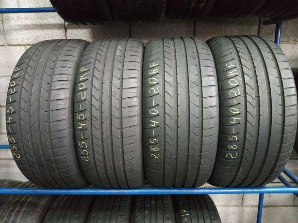 Різноширокі шини 255/45R20 i 285/40R20 (RF) GOOD YEAR