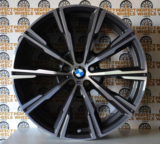 Оригинальные новые диски разноширокие BMW X5 G05 X6 G06 740 Стиль 20