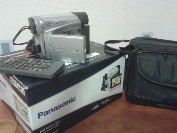 Видеокамера Panasonic NV-GS11