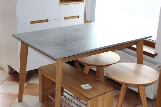 stół nogi bukowe