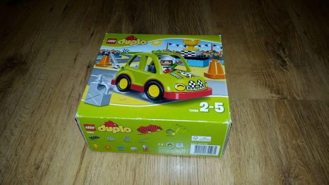 Lego Duplo Wyścigówka 10589