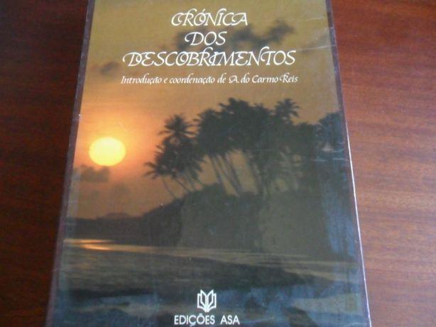 """""""Crónica dos Descobrimentos"""" de A. do Carmo Reis"""