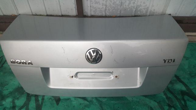 VW BORA Klapa tył pokrywa bagażnika LA7W