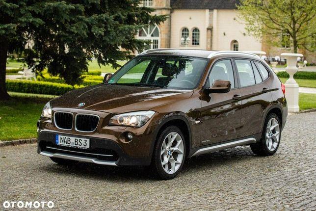 BMW X1 BMW x1 x line marrakech brown met śliczna 100%bez wypadek