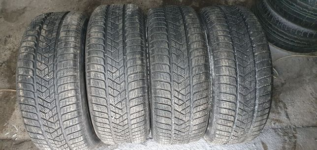 Комплект Pirelli Scorpion Winter 255/50 R19 107V Run Flat