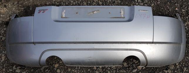 Tylny Zderzak Audi TT 8n 225 km Quatrro LY7W srebrny