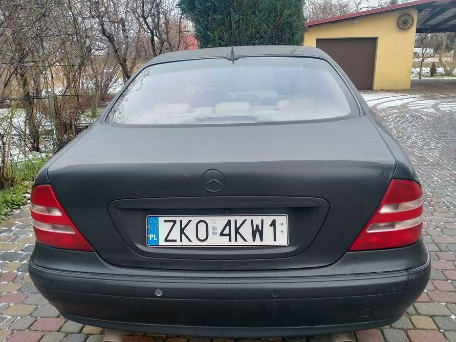 Mercedes w220 na chodzie Strzeżenice - image 1