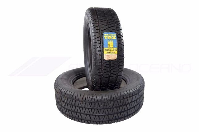 Pneu Michelin Milimétrico/TRX para Veículos Clássicos (P368)